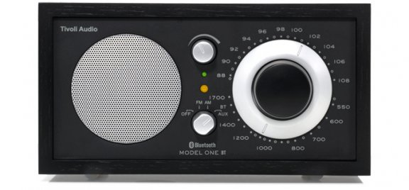 Tivoli Audio One Hinta Tivoli Audio Model One Bluetooth ‐pöytäradio, Musta