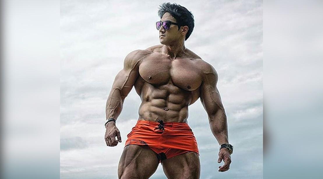 Jay Cutler Hd Wallpaper Amazing Transformation Of Korean Bodybuilder Hwang Chul