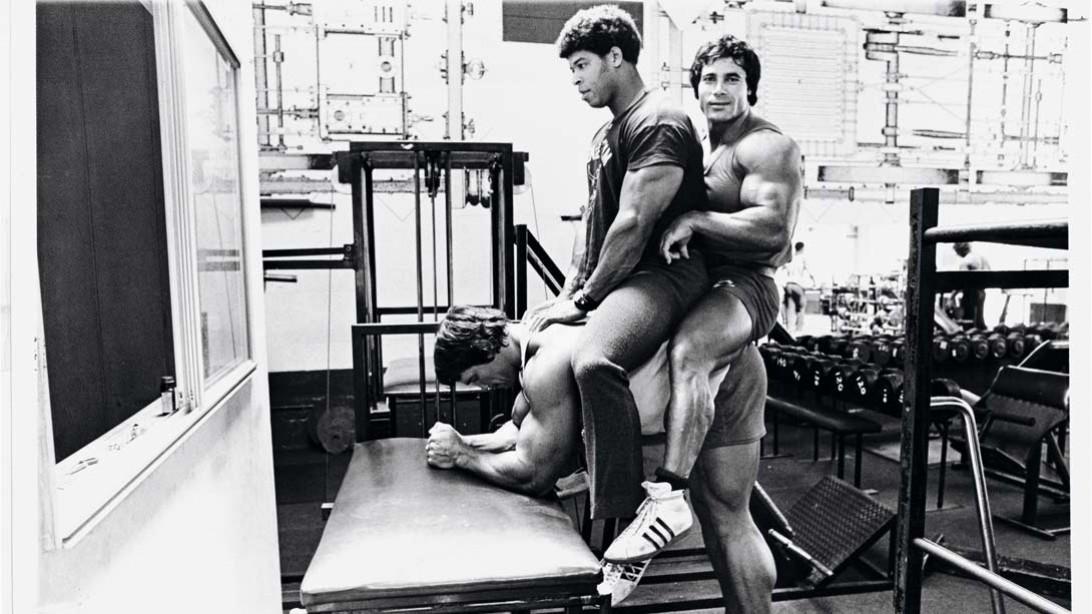 Arnold Schwarzenegger39s Ultimate Training Guide Muscle