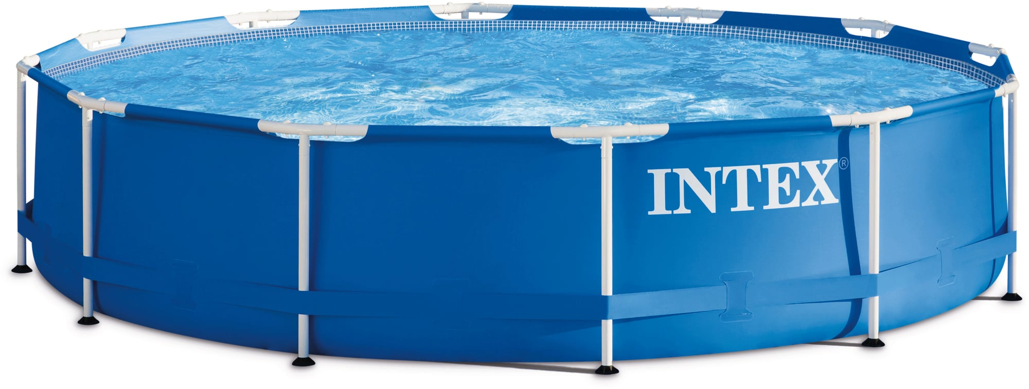 Abdeckplane Pool 220 X 150 Intex Frame Pool Rondo Ø 305 X 76 Cm