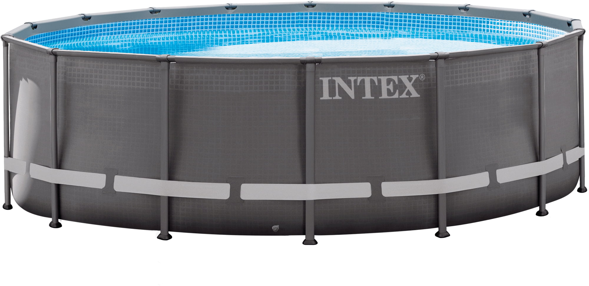 Intex Pool Frame Rund Intex Pool Frame Rund Outdoor Elegant Big Ultra Power Steel Frame