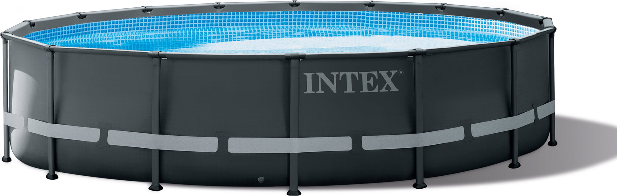 Intex Pool Nicht Rund Frame Pool Ultra Rondo Xtr Ø 488 X 122 Cm