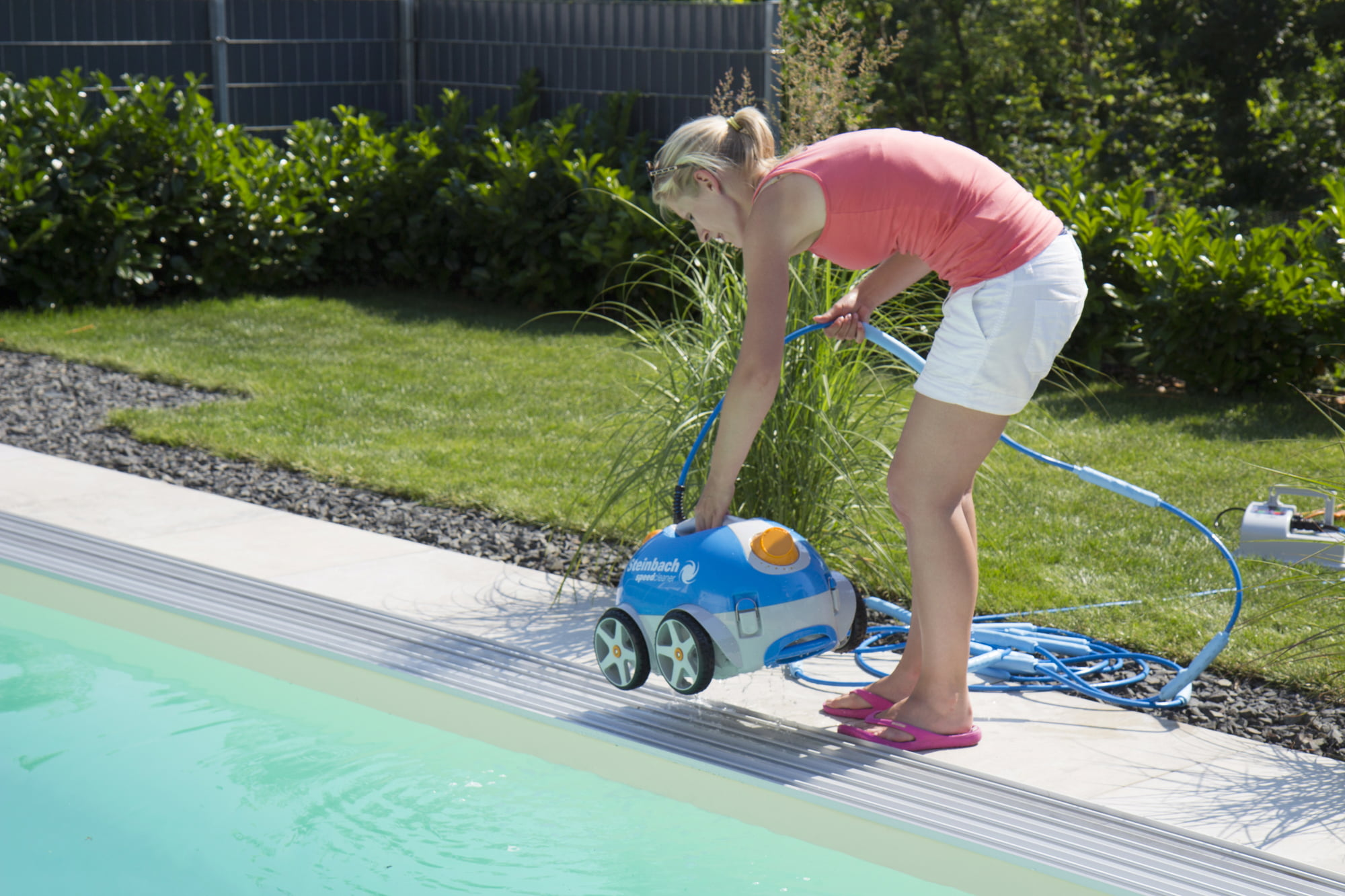 Bodensauger Pool Steinbach Steinbach Poolrunner Pools Shop