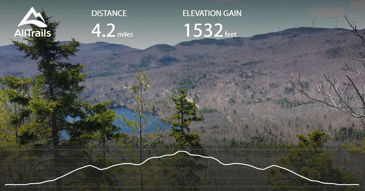 Bald Mountain and Speckled Mountain - Maine AllTrails