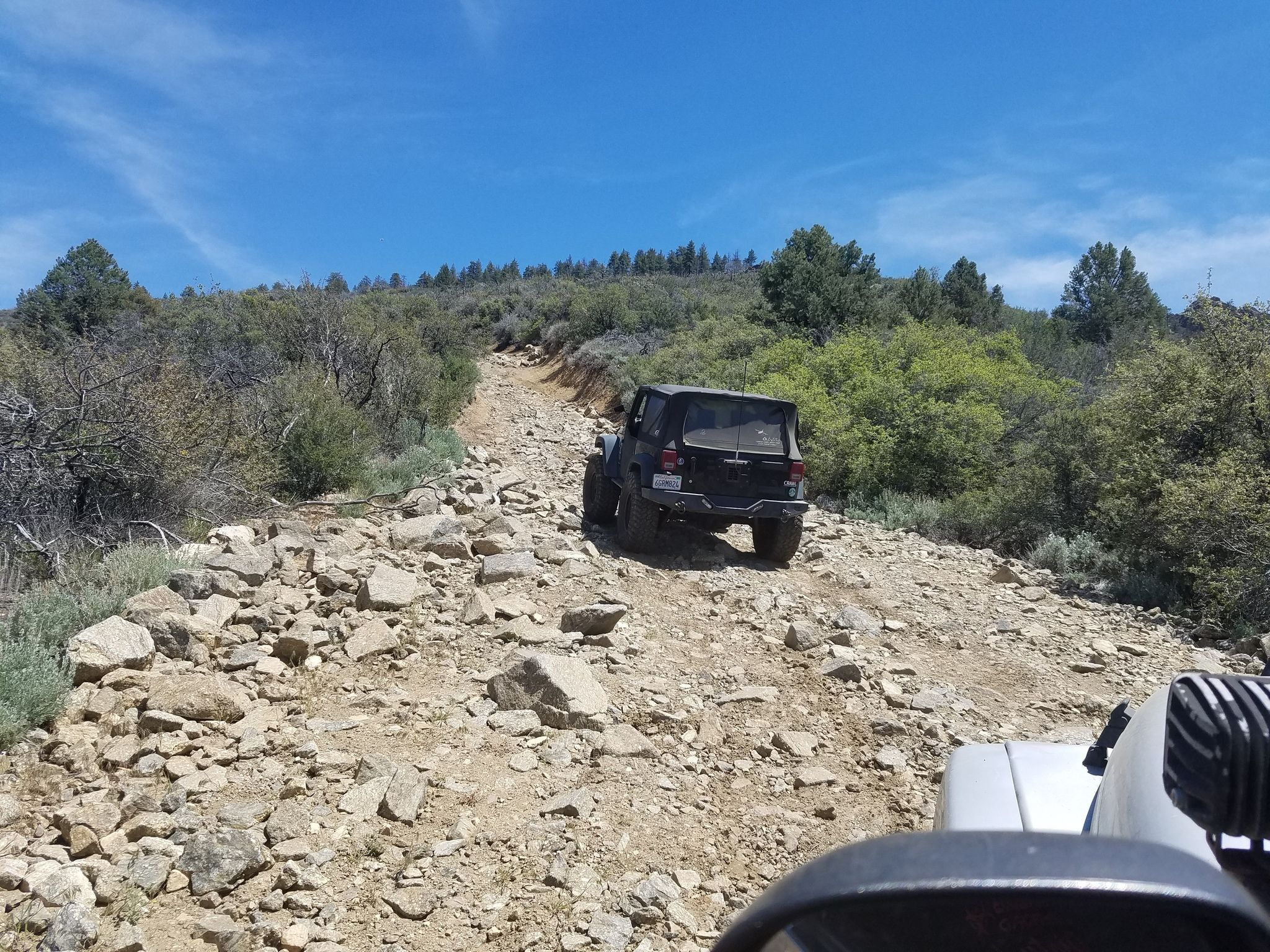 Jeep Trails Lockwood Miller Jeep Trail California Alltrails