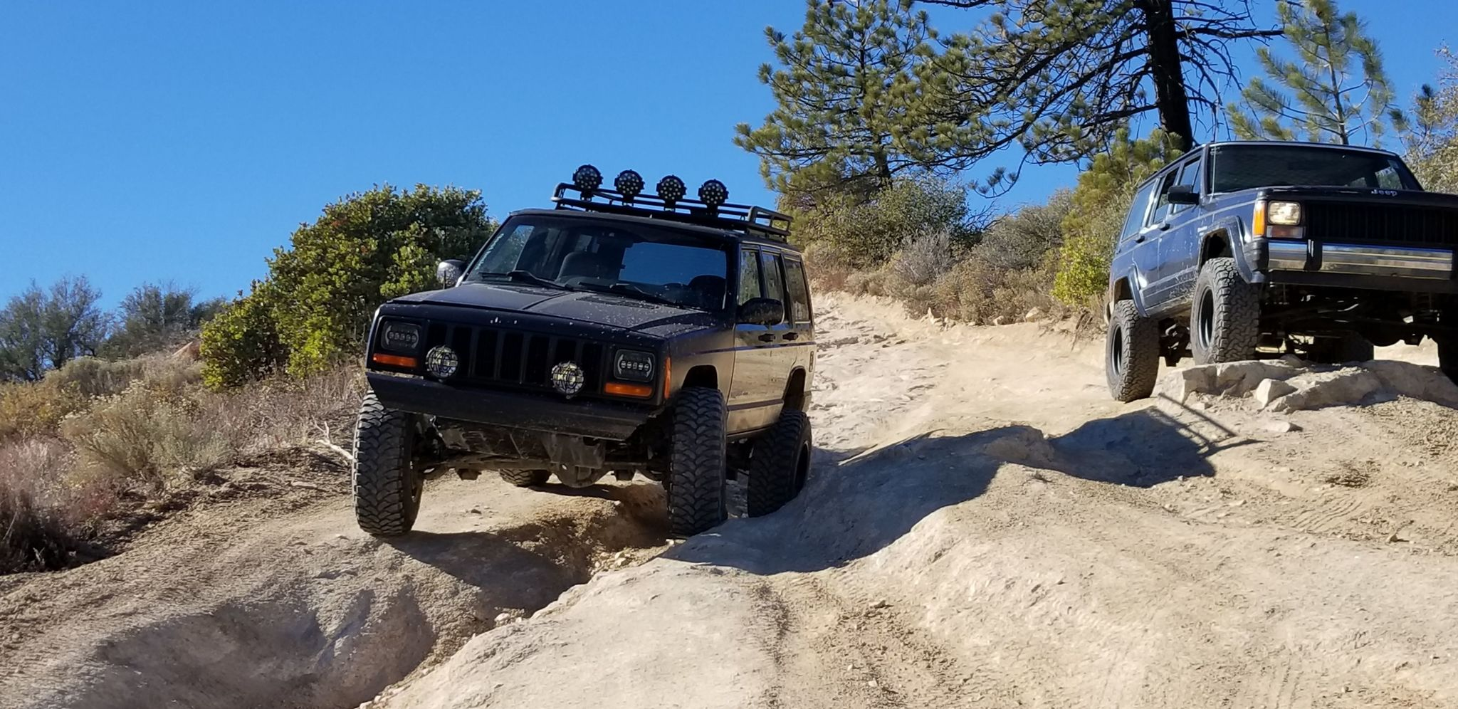 Jeep Trails Willow Creek Jeep Trail California Alltrails