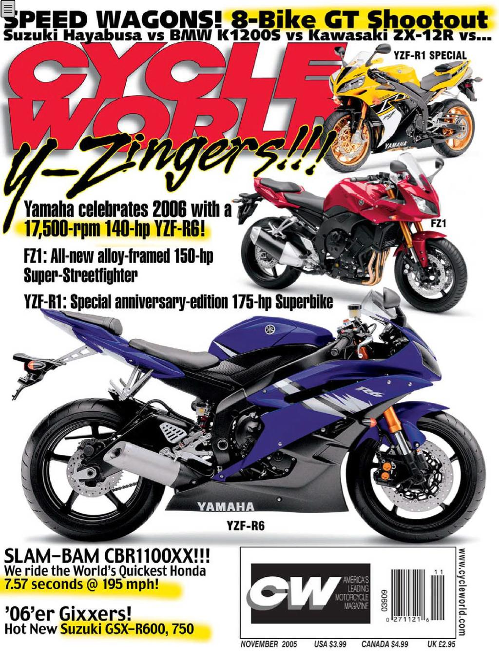Garage Bmw Angers Back Issues Of Cycle World