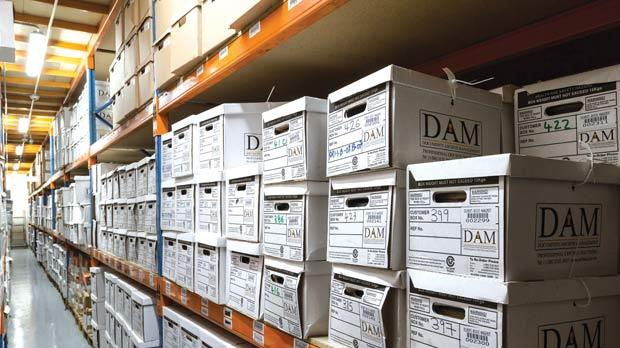 DAM partners SG Solutions for digital archiving offering