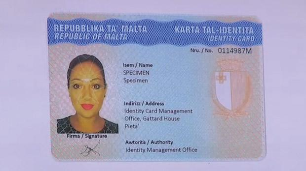 Minister gets it wrong on ID cards - sample id cards