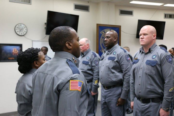 TDCJ Correctional Officer Screening  Testing at Workforce Solutions