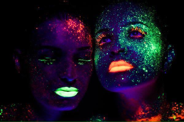 Neon Party At Casa Roxa Eventos Curitiba