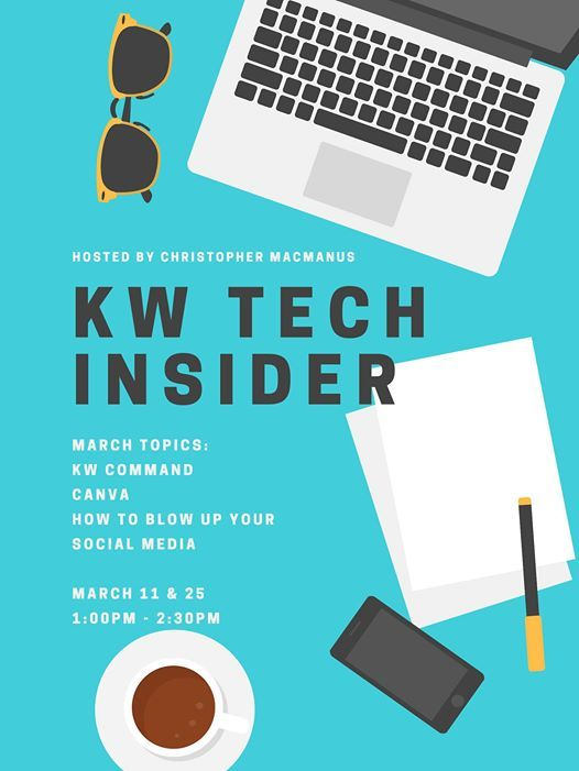 KW Tech Insider Class at Keller Williams KW Silicon Beach Realty