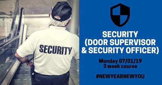 Security (Door Supervisor  Security Officer) at The Square Metre