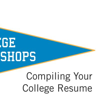 Compiling Your College Resume at Galin Education, Middleton