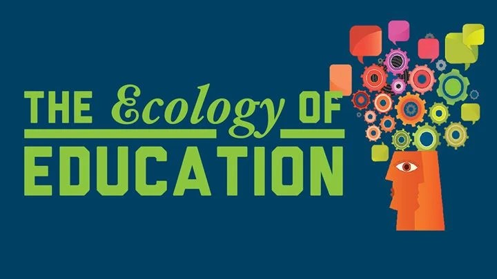 Ecology of Education featuring Dr James Tucker at Marvin Center