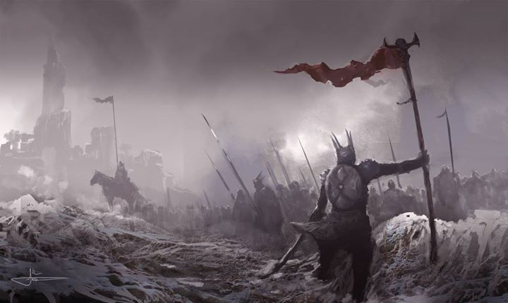 Lotr Fall Wallpaper Riverbend Combat Presents The Siege Of Utumno At Gordon