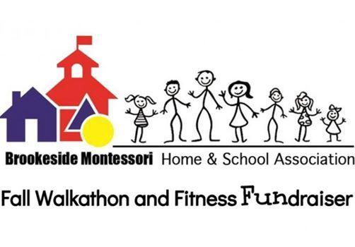 Fall Walkathon and Fitness Fundraiser at Brookeside Montessori
