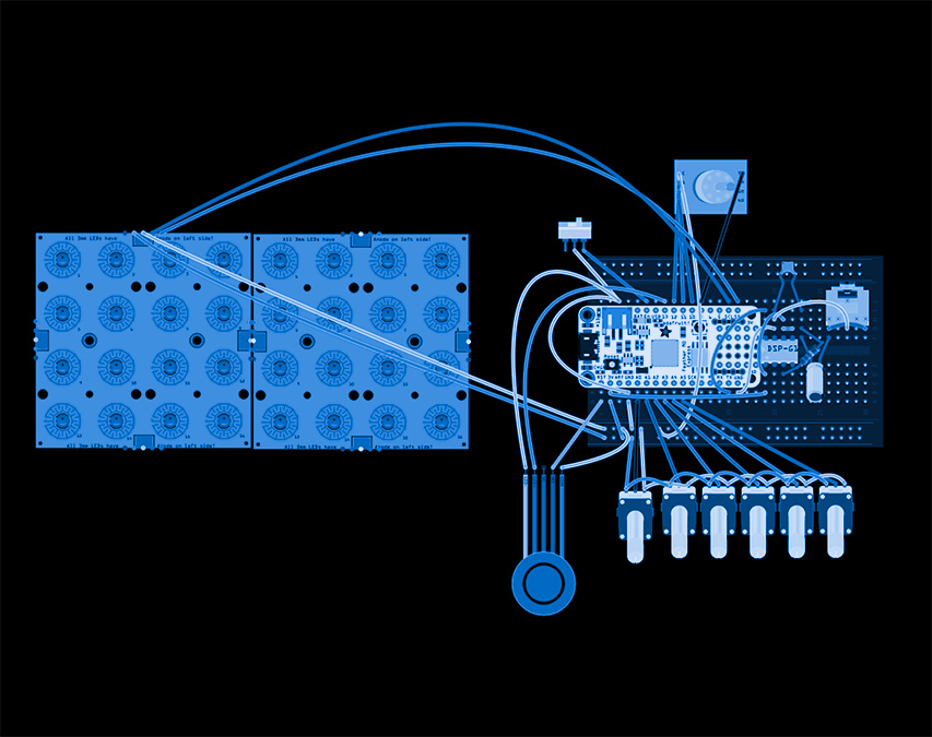 John Park\u0027s Workshop \u2014 LIVE! TODAY! 4/19/18 @adafruit @johnedgarpark - New Park Blueprint Maker