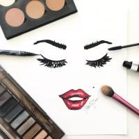 Makeup Wallpaper Tumblr | www.pixshark.com - Images ...