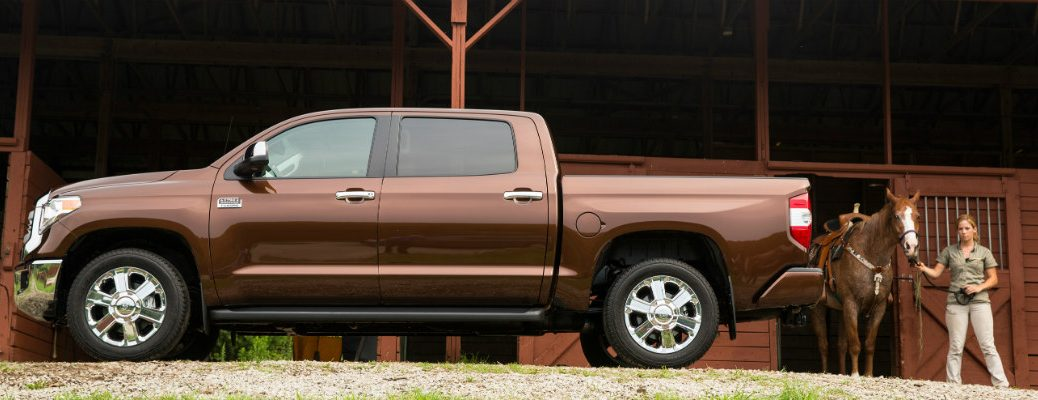 What is special about the 1794 Edition 2017 Toyota Tundra?