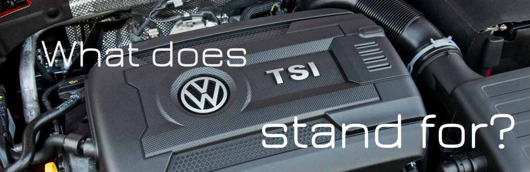 What does Volkswagen Mk, TSI and MQB stand for?