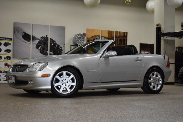 2001 Mercedes-Benz SLK 230 Kompressor Boston MA 29722339