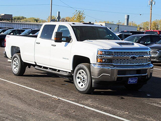 2019 Chevrolet Silverado 3500HD Work Truck Green Bay WI 26091085