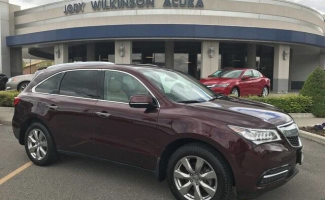 2014-acura-mdx-front-three-quarters-in-motion-04 Acura Mdx Maintenance Cost