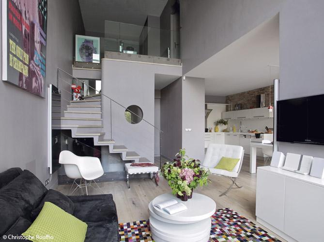 Quelles couleurs à adopter pour un intérieur contemporain ? - Elle