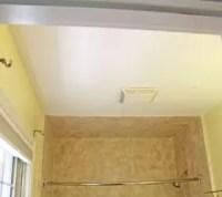 How to Paint a Bathroom Ceiling   Hometalk