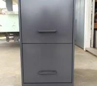 DIY Filing Cabinet Desk | Hometalk