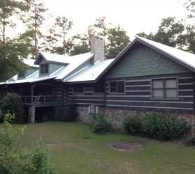 Our Log Home Exterior Renovations | Hometalk