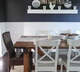 Farmhouse Table And Dining Room Makeover   Hometalk