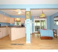 Need ideas for paint color for open kitchen dining living ...