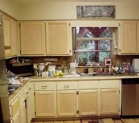 Refacing Formica kitchen cabinets and counters | Hometalk