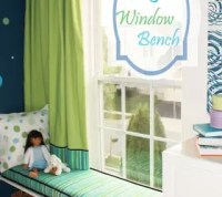 Diy Window Bench