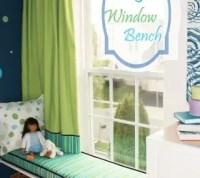 Diy Window Bench