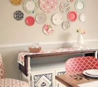 Plates Wall Decor - Photos Wall and Door Tinfishclematis.Com