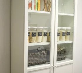 Ikea Pantry Ikea Billy Bookcase Pantry Hack | Hometalk