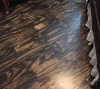 DIY Plywood Plank Floors | Hometalk