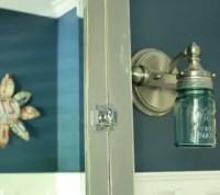 DIY Ball Jar Sconce Light | Hometalk
