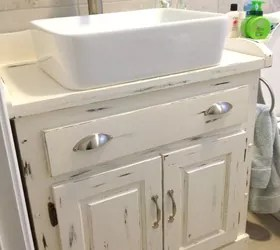 Low Dresser 11 Low-cost Ways To Replace (or Redo) A Hideous Bathroom