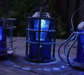 Lighting Box Diy 13 Spectacular Things To Make For Your Yard Using $1 Solar Lights | Hometalk