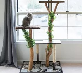 Klimpaal Kat My Real Diy Cat Tree! | Hometalk