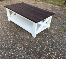 Coffee Table By Tracys Woodworking Shop Hometalk