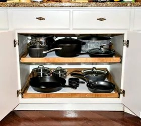 Space Saving Solutions 12 Space Saving Hacks For Your Tight Kitchen Hometalk
