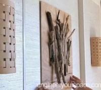 DIY Driftwood Art - DIY Home Decor Ideas | Hometalk