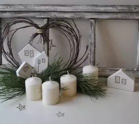 Rustic Round Coffee Table 15 Christmas Decor Ideas You Won't Have To Take Down
