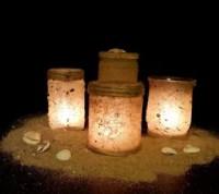 Nautical Candle Holders   Hometalk