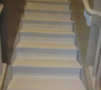 Removing Carpet from Stairs and Painting Them | Hometalk